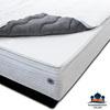 Topper Set - komplette Visko-Komfortauflage für Wasserbetten