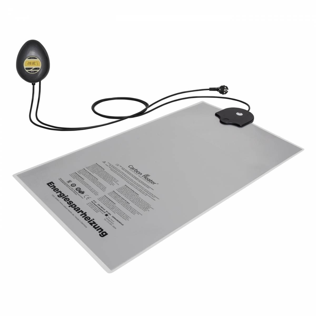 Carbon Heater IQ digital Wasserbettheizung - 320 Watt