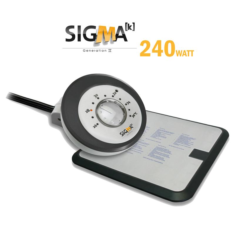 Sigma-K Wasserbettheizung 240 Watt